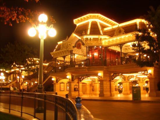 La Gare de Main Street