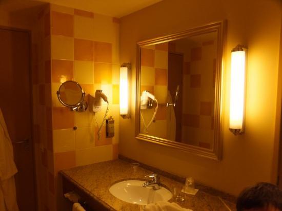 Salle de bain Suite Baron Von Munchaussen