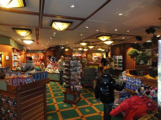 Disney Séquioa Lodge