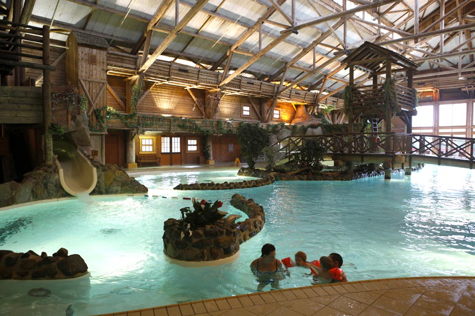 Davy crockett ranch for Piscine disneyland hotel