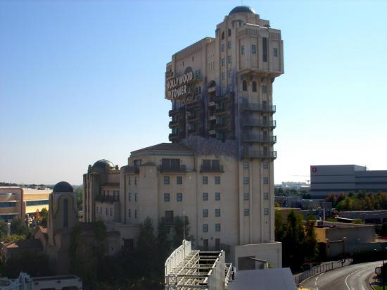 Hollywood Tower Hotel, Tower Of Terror