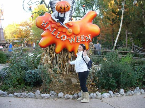 Halloween à Frontierland