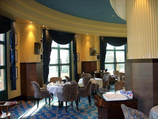 salle de restaurant de l'hotel Disney New York